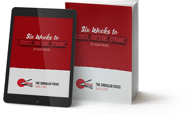 Six Weeks to Robust, Awesome, Dynamic
