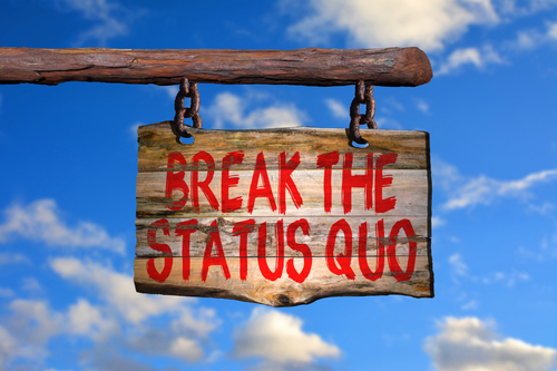 There is No Profitable Status Quo in Business