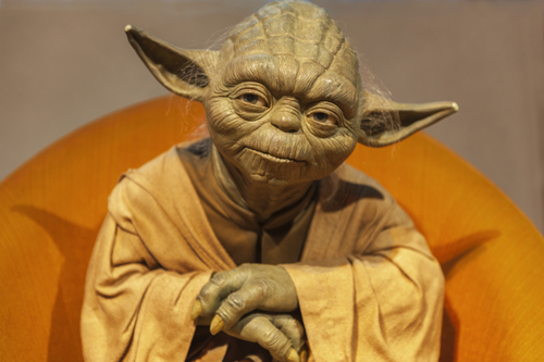 Try: Yoda's Wisdom is Not What You Think