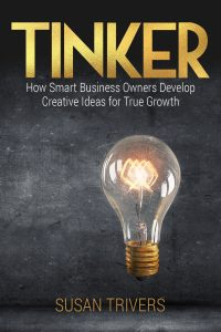 tinker creative business development