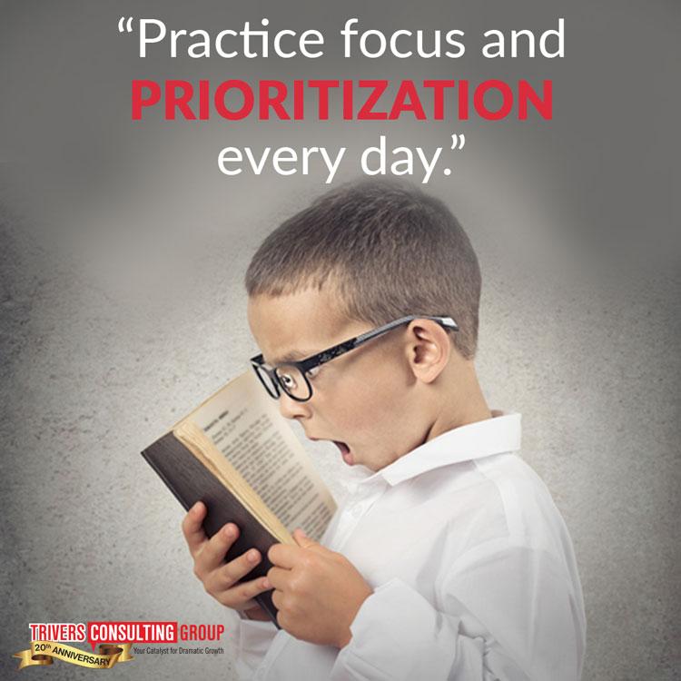Focus everyday