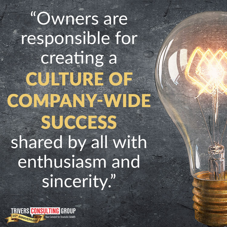Owners are responsible