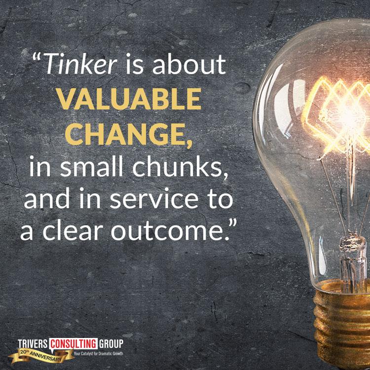 Valuable change