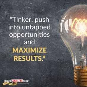 Maximize results