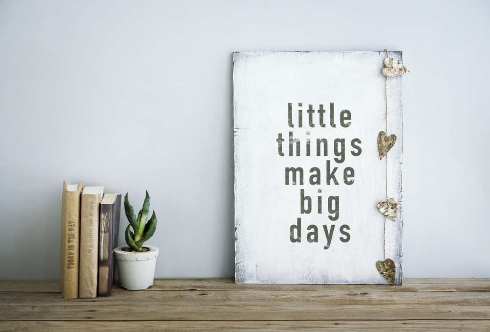 little things are big