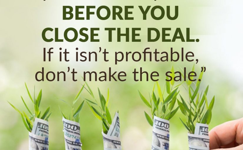 Are You Failing to Put Profits First?