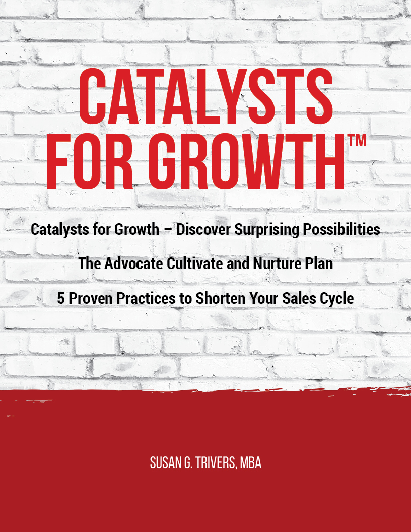 Catalysts for Growth