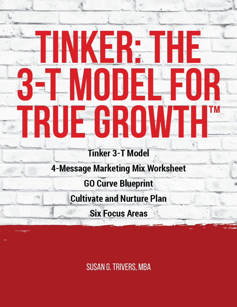 3-T Model for True Growth