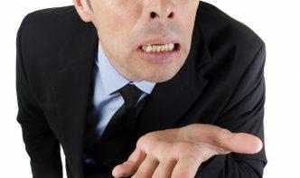 Avoid begging for business
