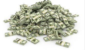 accumulate cash